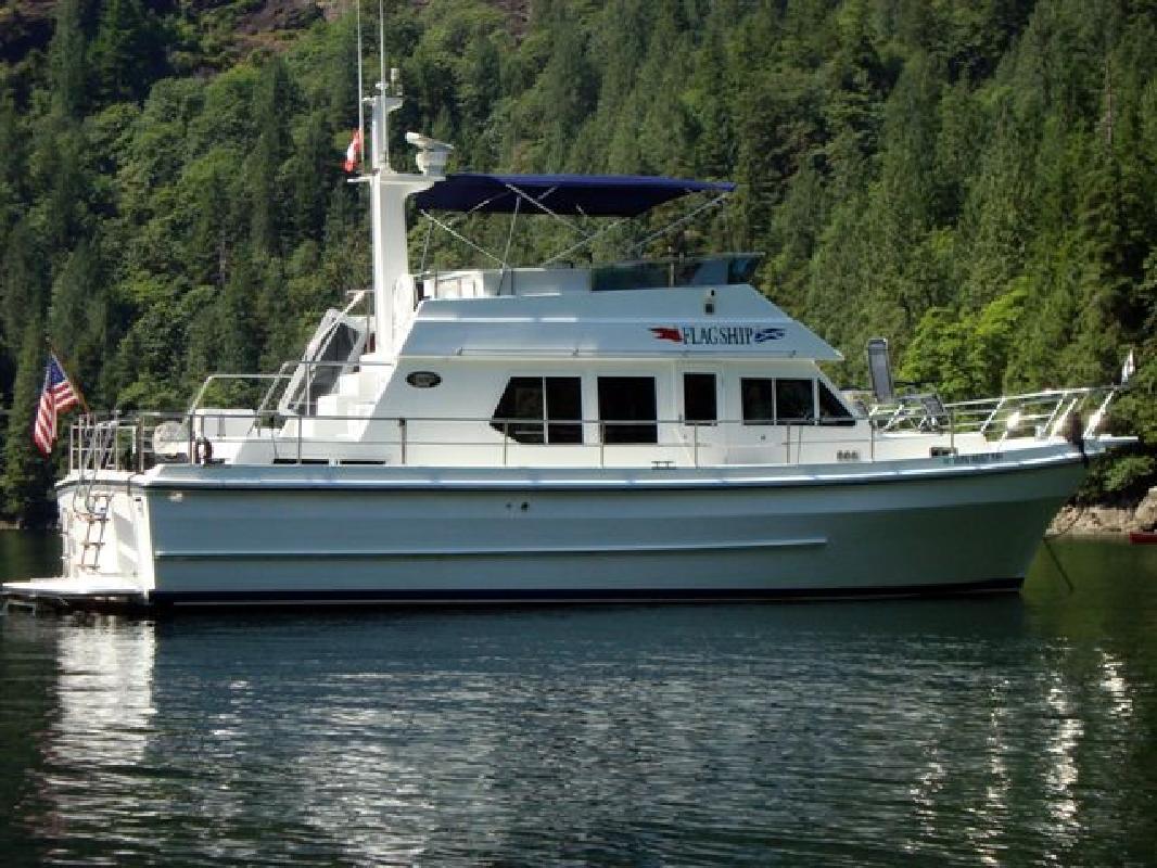 2000 42 Symbol Yachts Symbol 42 Classic Trawler For Sale