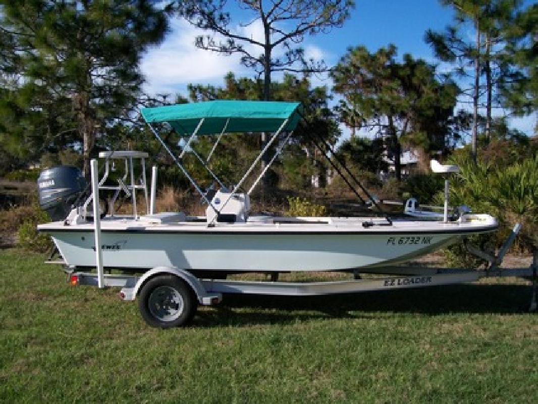 $12,850 2007 Hewes 17' Tail Fisher