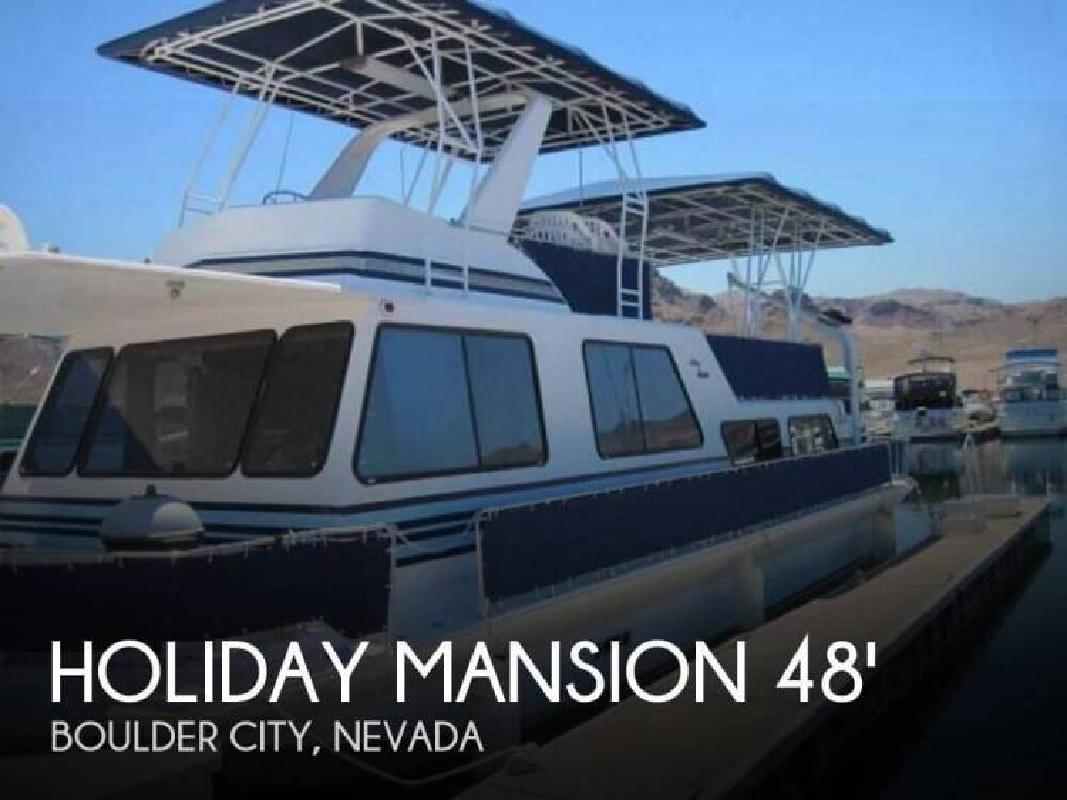 1995 Holiday Mansion by Tankers Boulder City NV