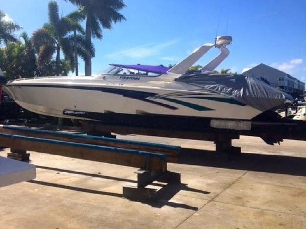 1999 Fountain 42 Lightning Tarpon Springs FL