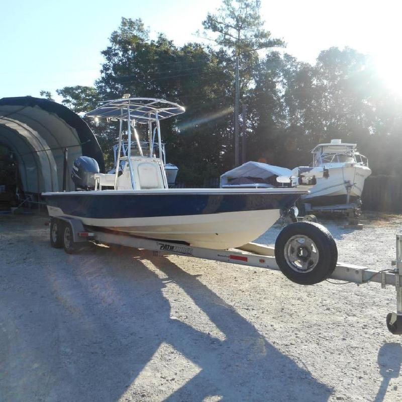 2008 Pathfinder Boats Bay 2400 TE Lady-s Island SC