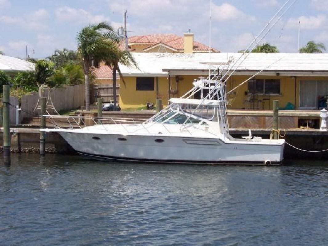 1994 36' Tiara Yachts