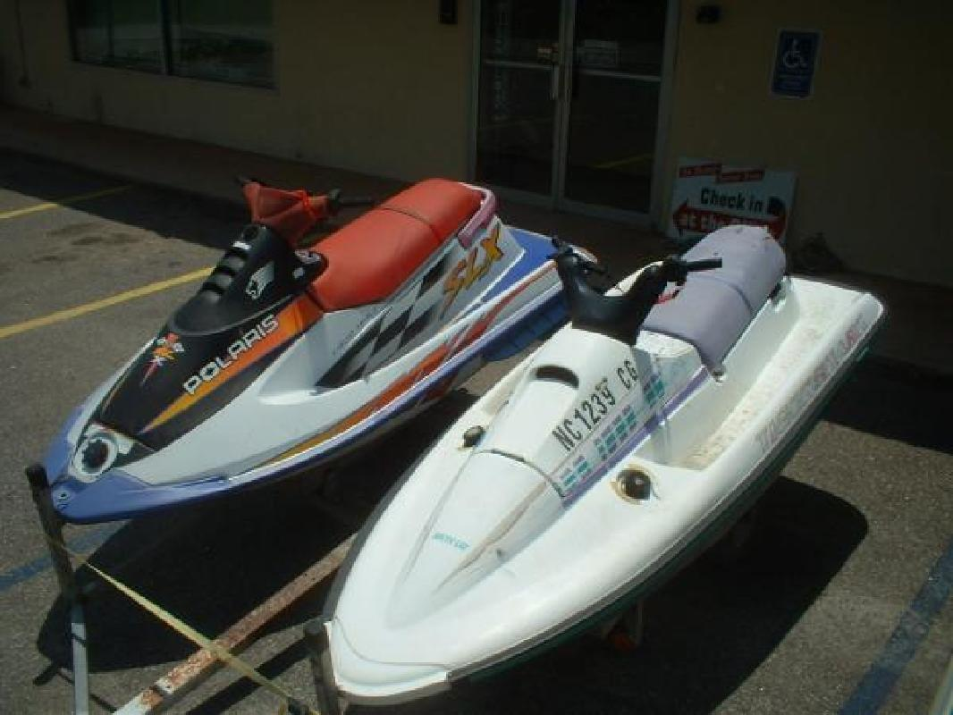 Inboard Shark Tank >> 1993 11' Arctic Cat 9 ft Tiger Shark Artic Cat Jet Ski for ...