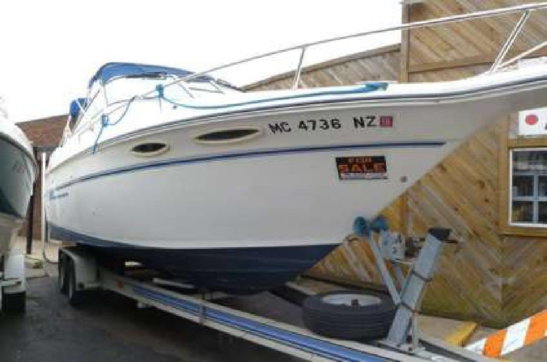 $6,500 1990 Sea Ray 27' Weekender - Motivated to Sell - $6500 (Taylor, MI)