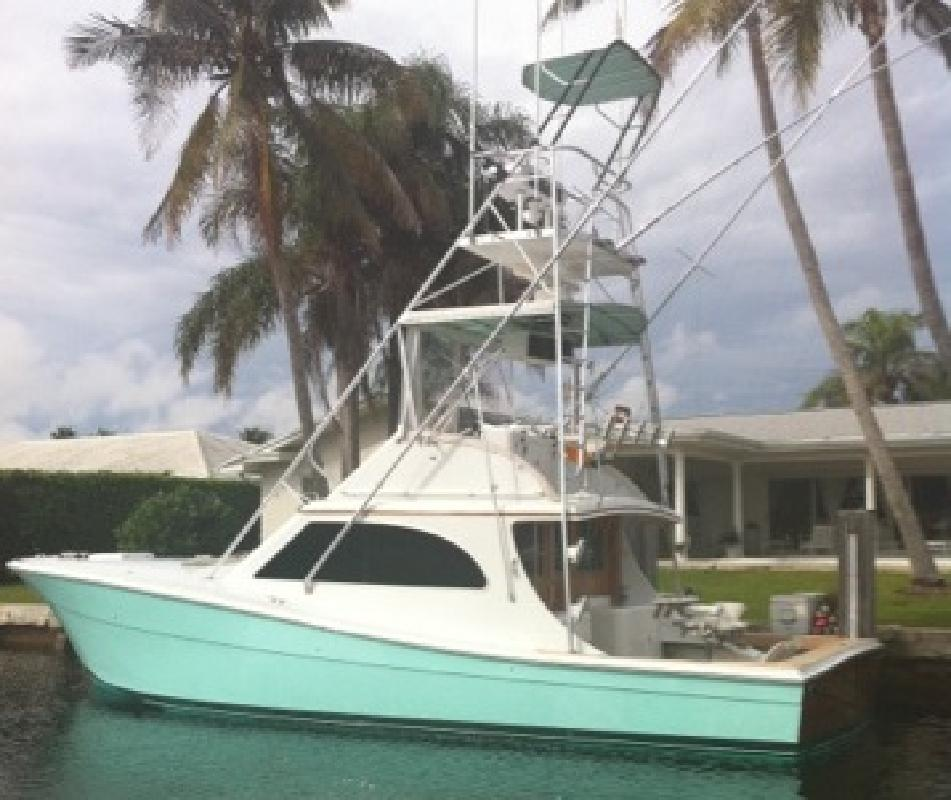 1984 38 Topaz For Sale In Ocean Ridge Florida All Boat