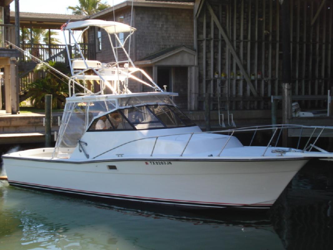 1986 29 twin diesel Topaz, Price reduced 8K!!! - The Hull Truth ...