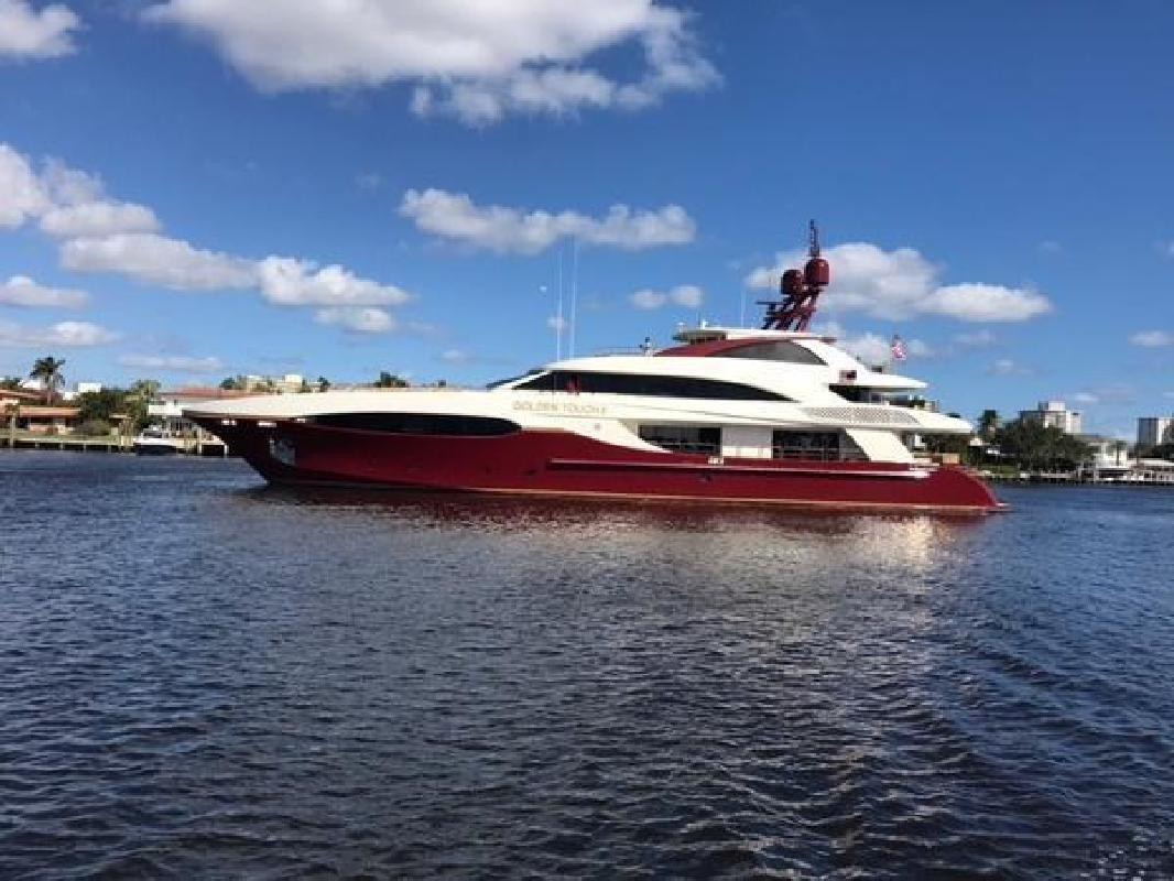 2006 Sensation Yachts GOLDEN TOUCH II Miami FL