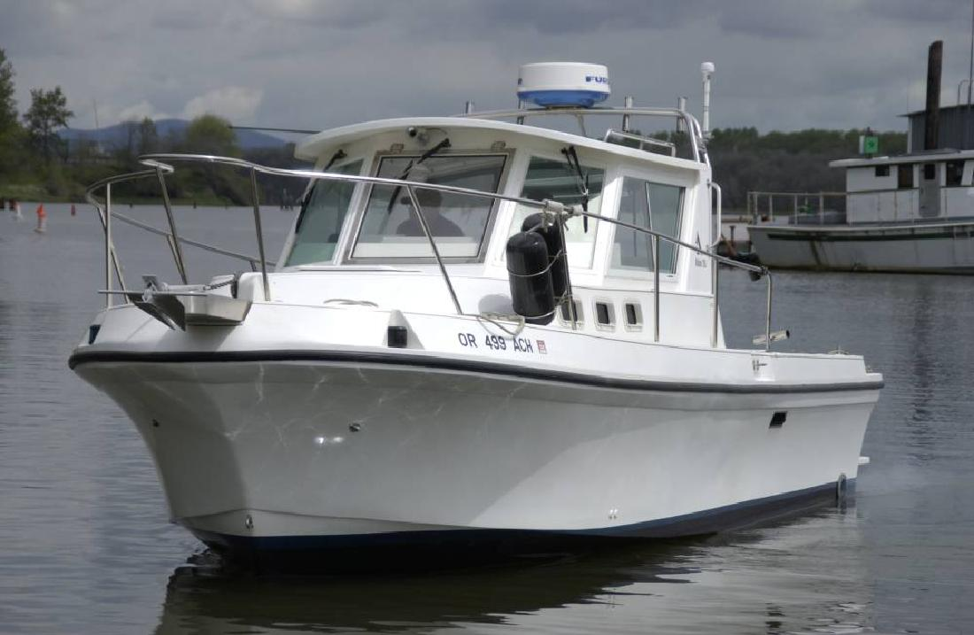 2001 28' Albin 28 TE Tounament Express Hardtop Offshore Sportfisher in ...