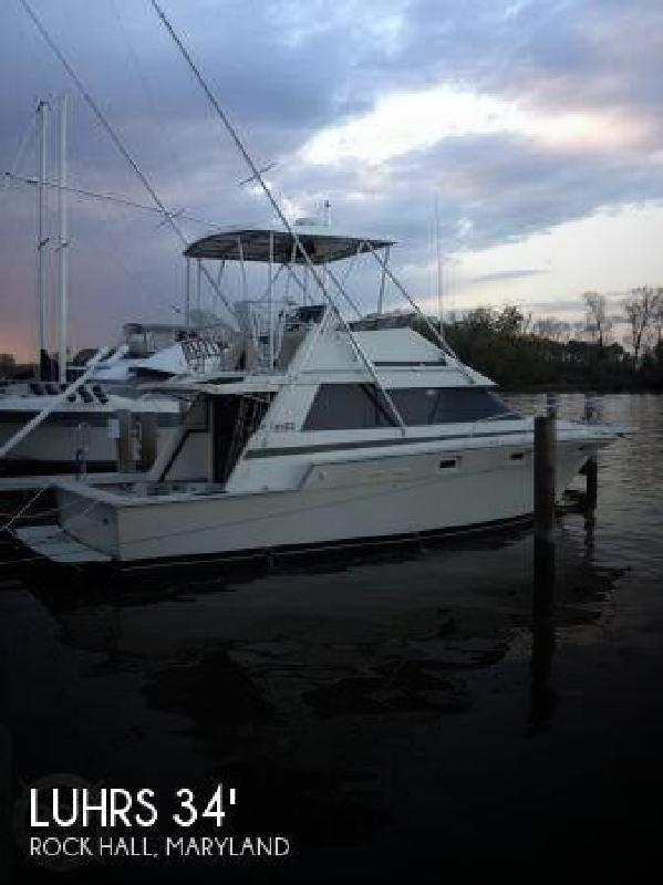 Fishing boat new and used boats for sale in maryland for Used fishing boats for sale in md
