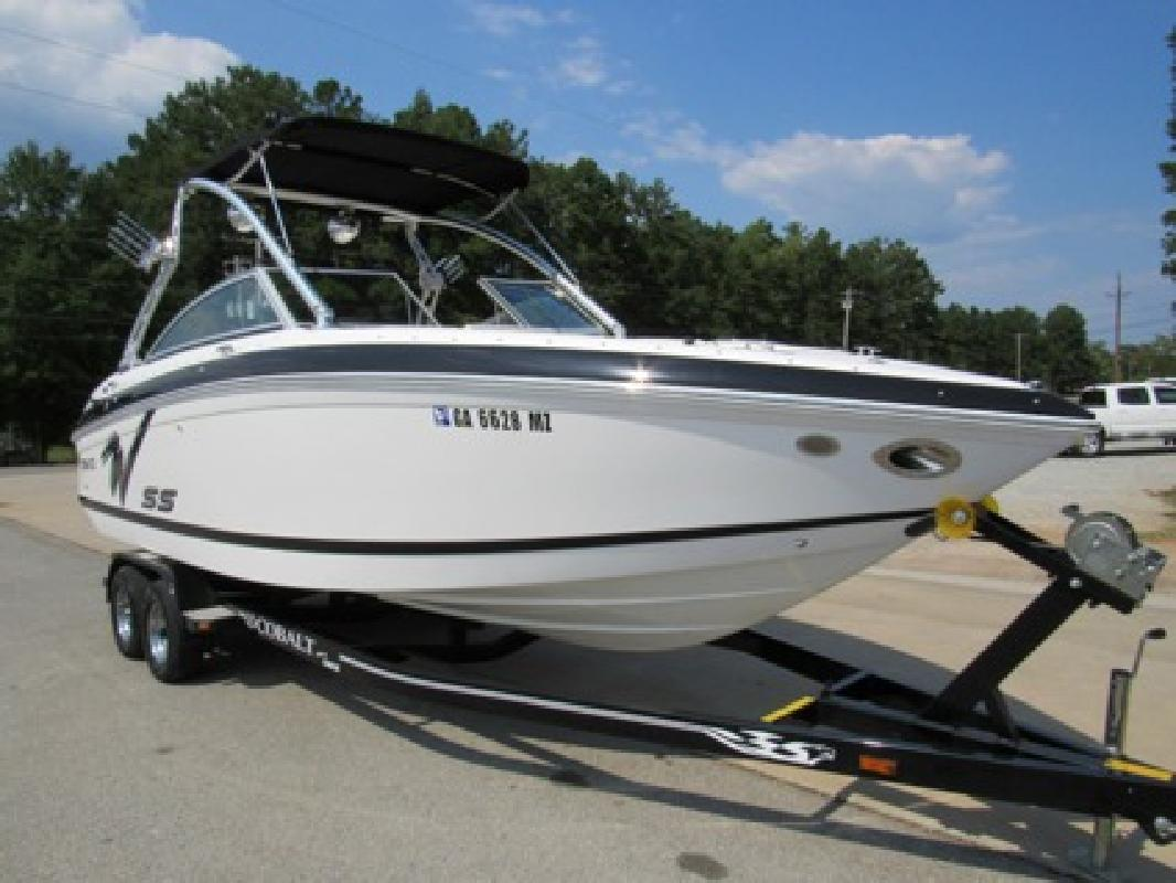 $69,998 2011 Cobalt 242WSS Bowrider with Tower and Perfect Pass