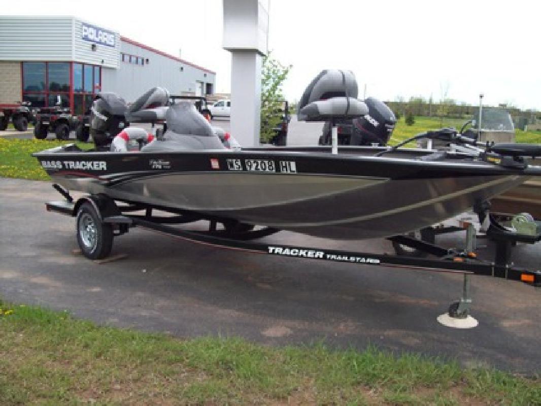 $11,995 Bass Tracker