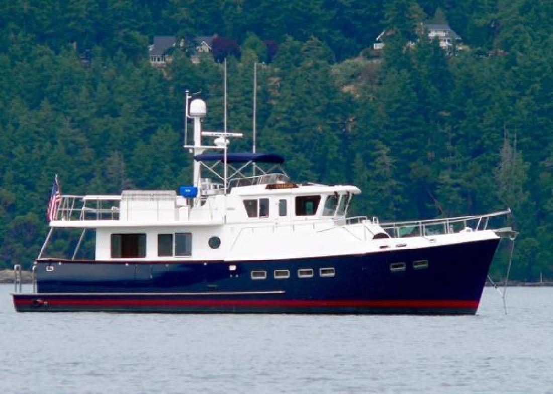 2009 selene 47dh ocean trawler seattleanacortes wa for for Fishing boats seattle