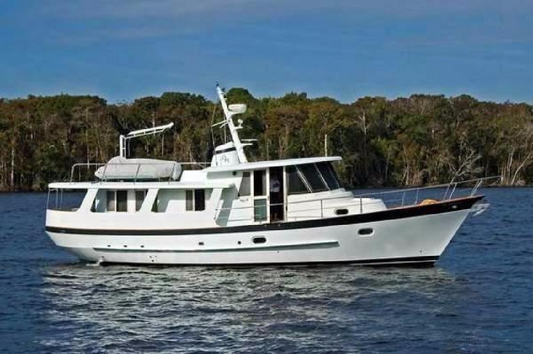 1999 Hyatt Voyager Trawler Stuart FL