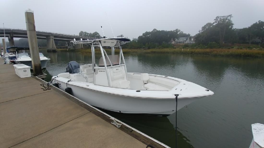 2017 - Sea Hunt Boats - Triton 210 in Bluffton, SC