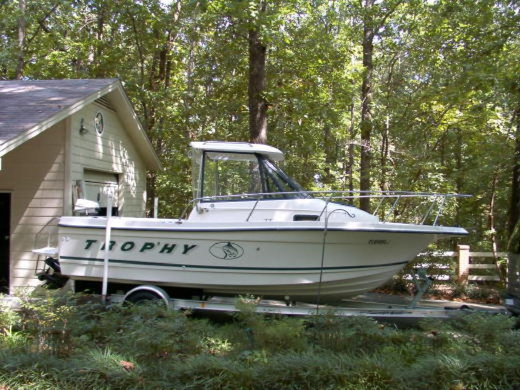 2001 21 Bayliner Trophy 2052 For Sale In Hartwell