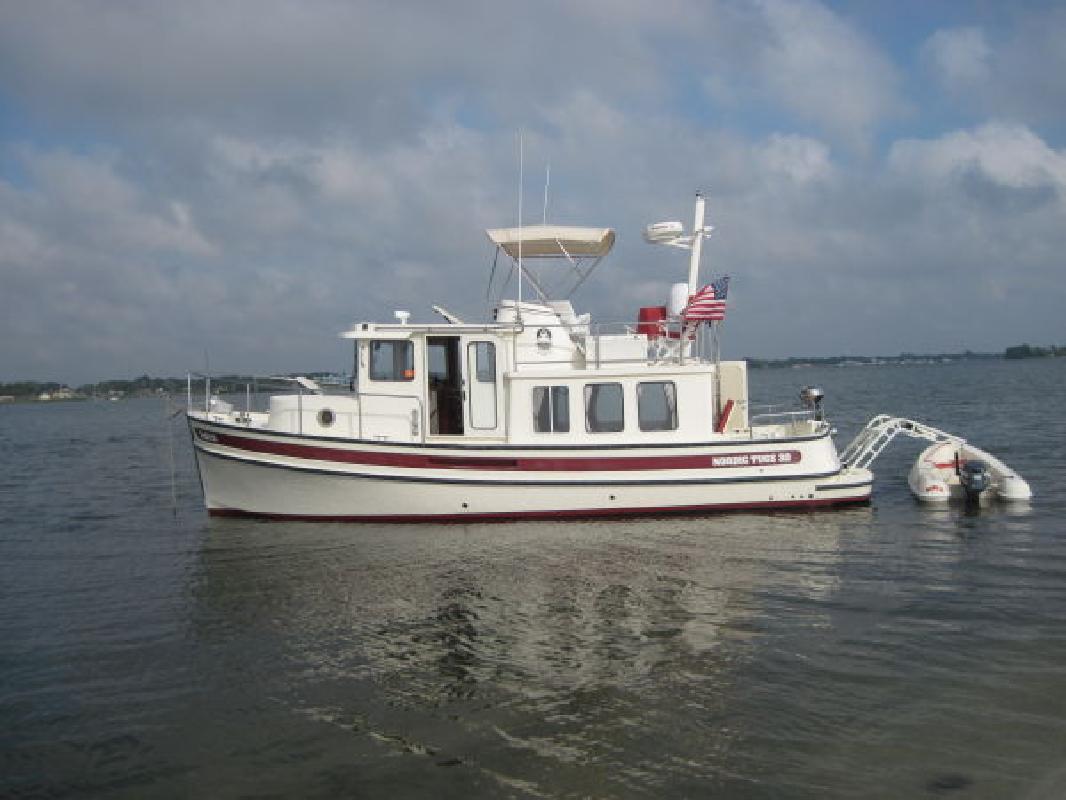 2004 34' NORDIC TUGS 32