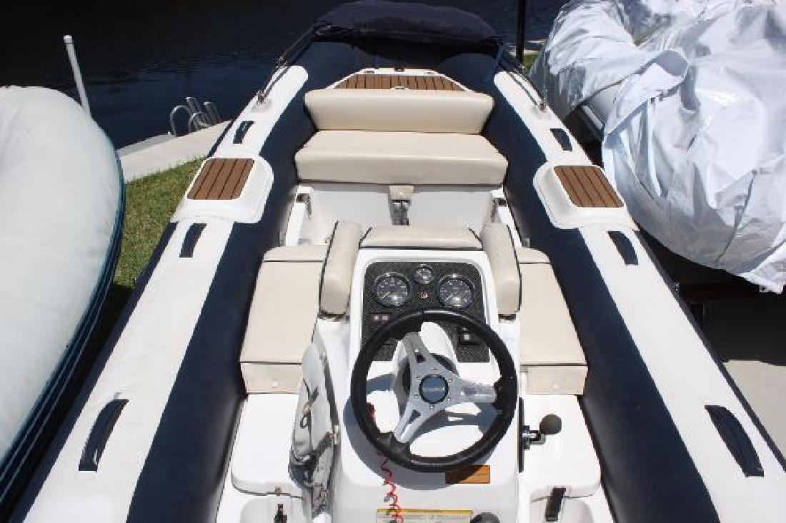 2012 Williams Jet Tenders 445 Turbojet Dania Beach FL