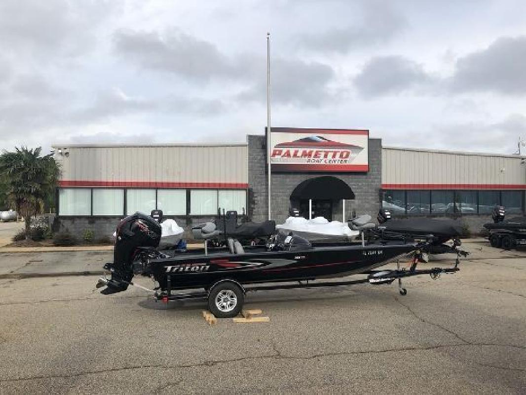 2017 Triton 18 TX Piedmont SC