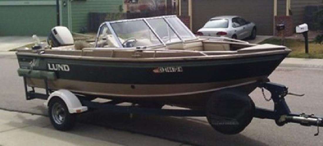 $15,000 OBO 1999 Grand Sport Tyee 1850 Lund for sale in