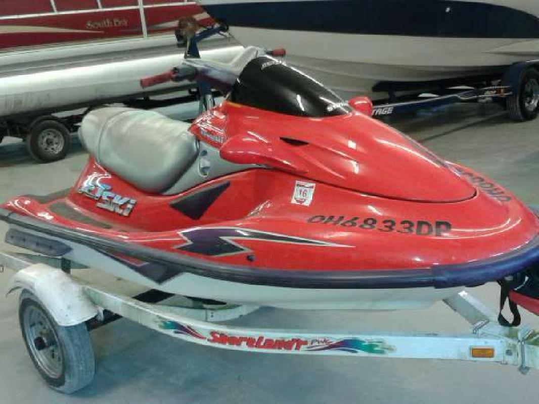 1999 KAWASAKI JET SKI Ultra 150 Watercraft Newark OH