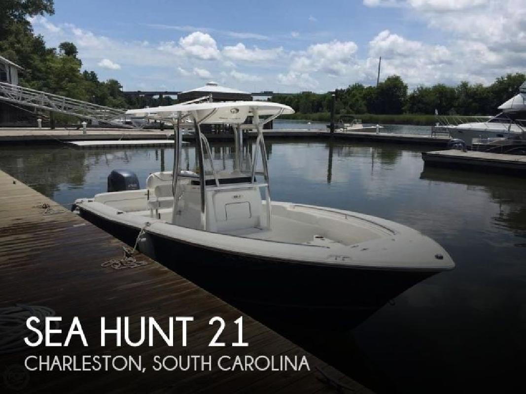 2014 sea hunt boats ultra 211 charleston sc for sale in for Fishing charleston sc