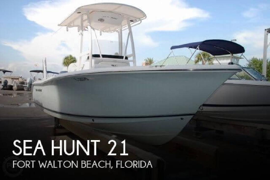 2014 Sea Hunt Boats 211 Ultra Fort Walton Beach FL