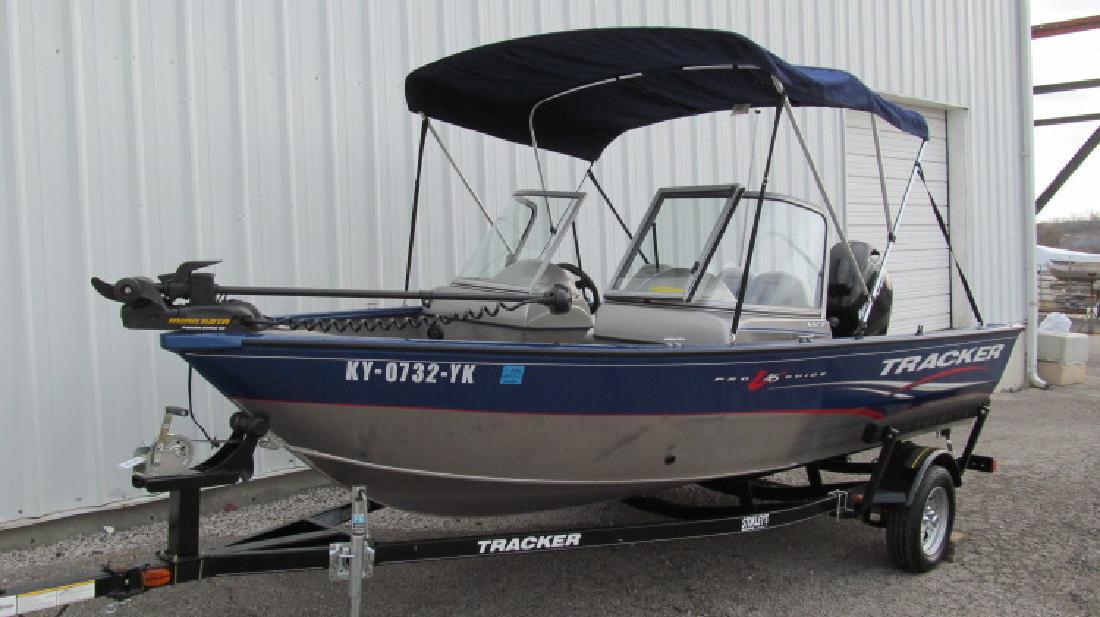 2012 Tracker Pro Guide V-16 WT Nicholasville KY