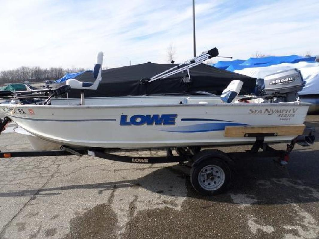 Instant Boat Nymph : Lowe sea nymph v series fenton mi for sale in
