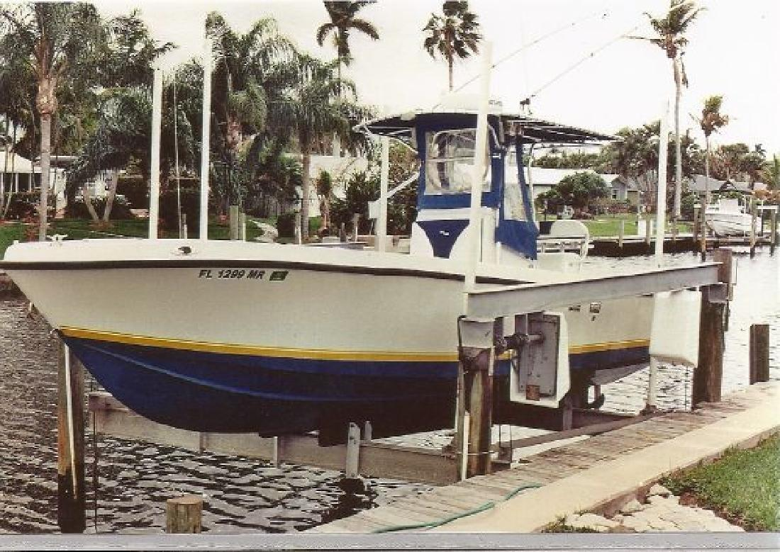 2001 29' Sea Vee Boats 290i