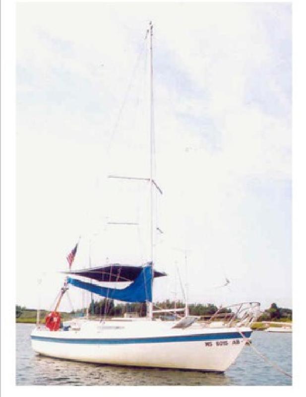 $2,500 OBO 1979 MacGregor / Venture 21
