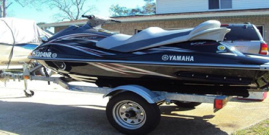 $1,805 2007 Yamaha VX Cruiser //very quiet and comfortable