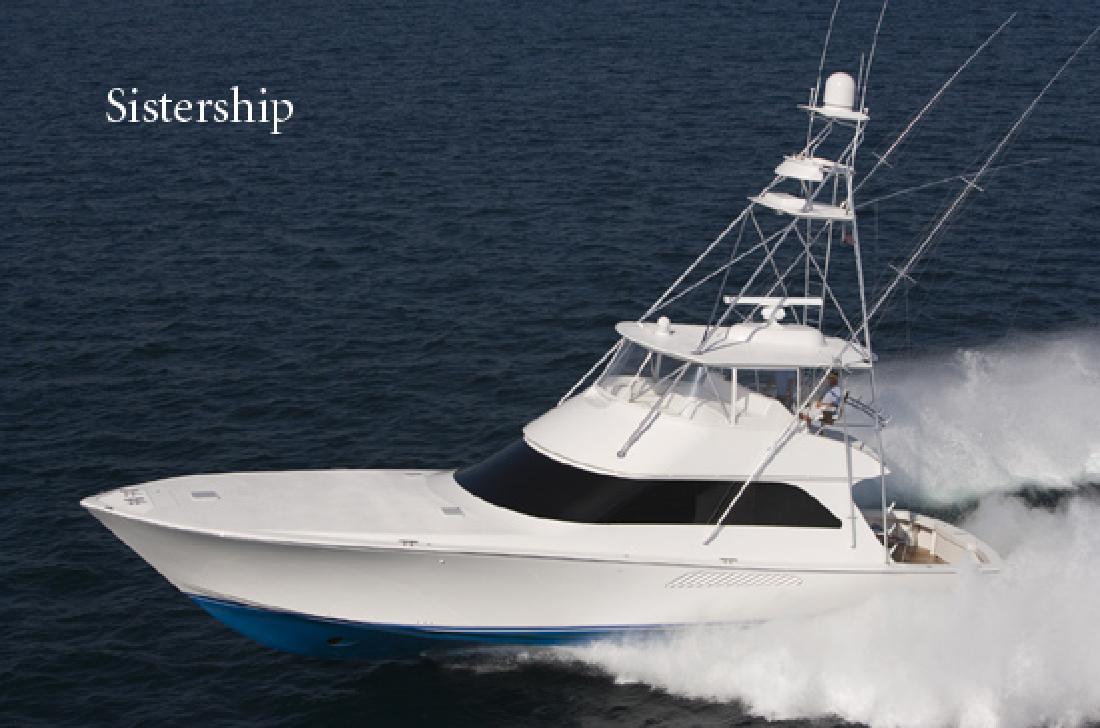2010 64' Viking Yachts