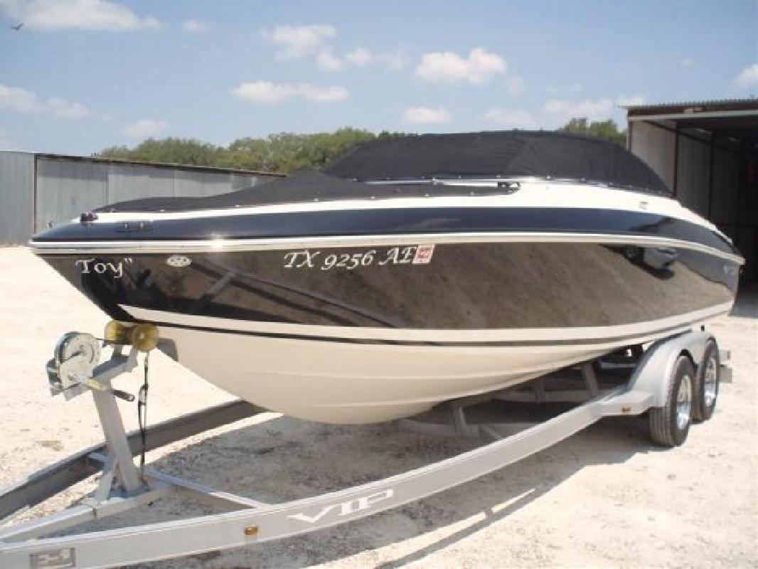 2006 23' VIP Boats Vincente BR 232