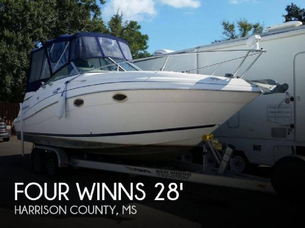 2006 Four Winns Boats Vista 278 Biloxi MS