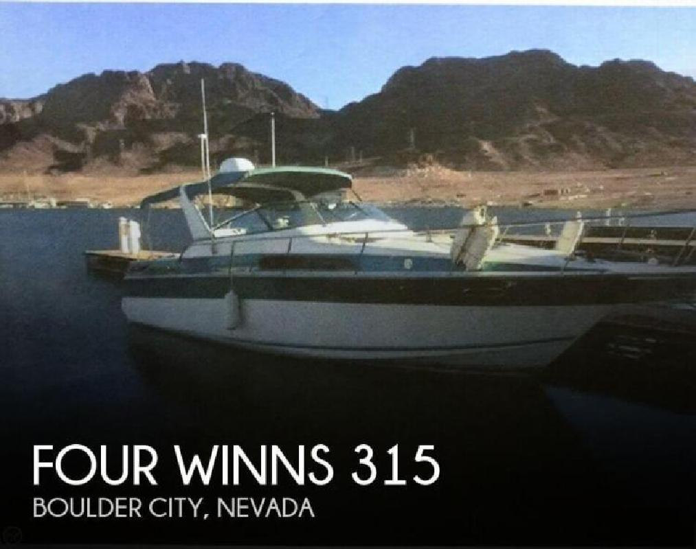 1992 Four Winns Boats 315 Vista Boulder City NV