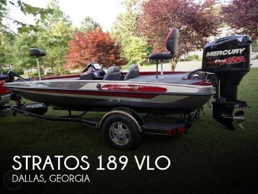 Stratos Boats For Sale >> 2015 Stratos Boats 189 Vlo Dallas Ga For Sale In Dallas