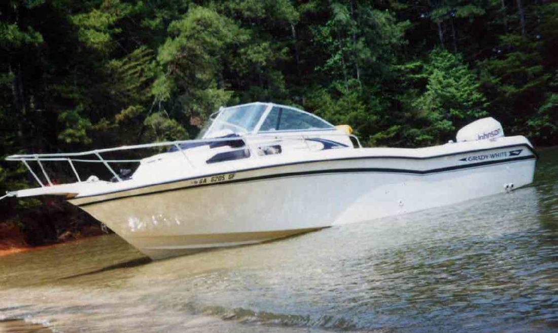 1996 24' Grady-White Voyager 248