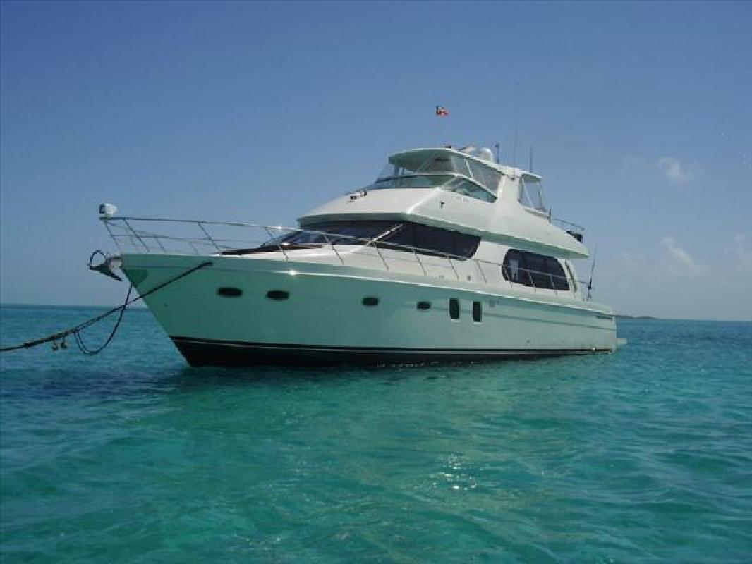 2007 Carver Yachts 56 Voyager Delray Beach FL