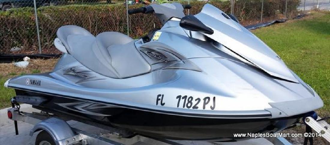 2012 Yamaha VX VX100A-L Naples FL