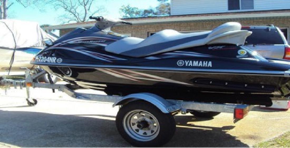 $1,799 2007 Yamaha VX Cruiser w/seat looks like new