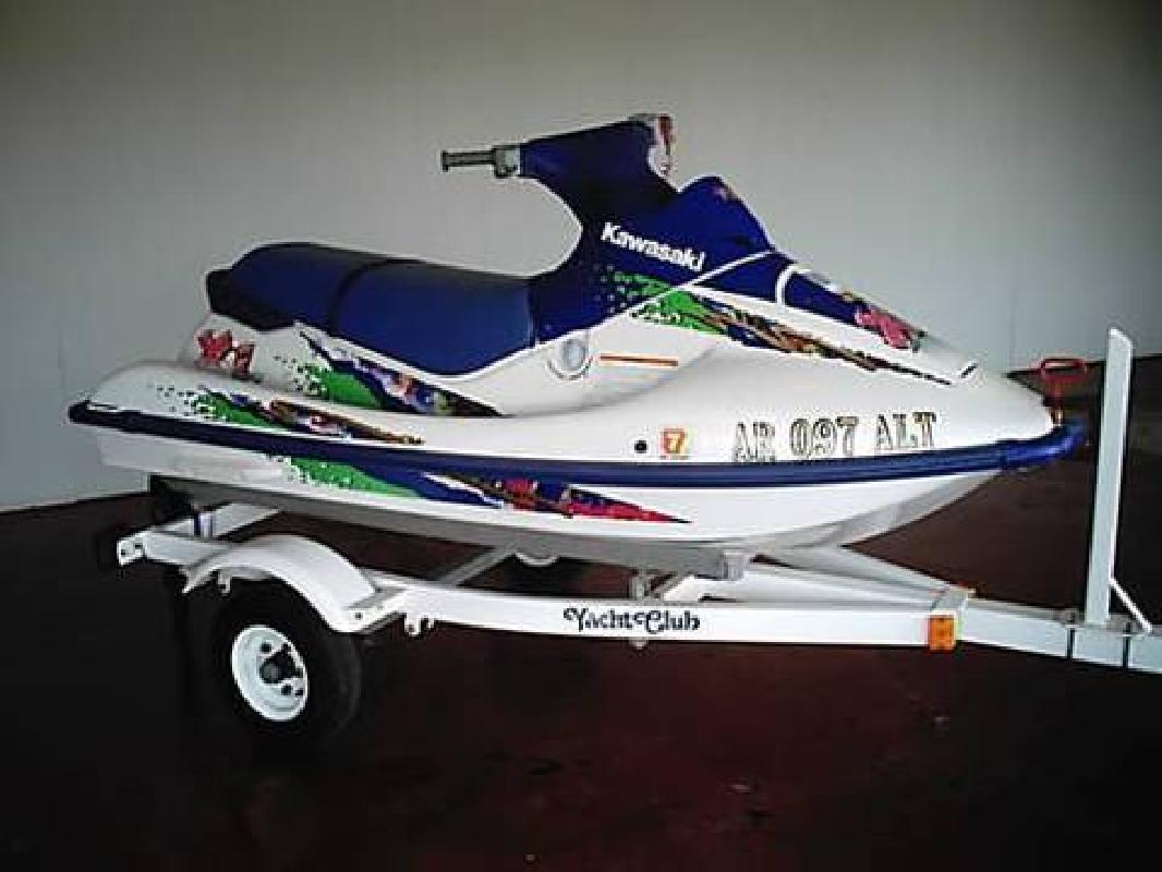 Kawasaki Jet Ski Super Sport Xi