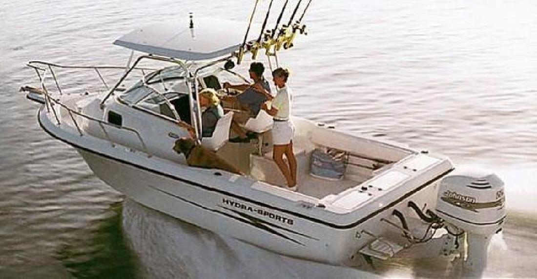 2000 Hydra-Sports 230 Seahorse WA Fleming Island FL