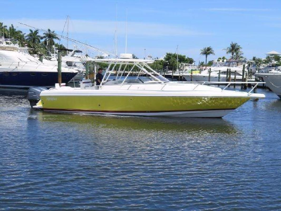 2002 Intrepid 348 WA Stuart FL