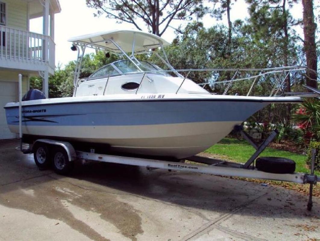 2004 Hydra-Sports 230 WA Tampa FL