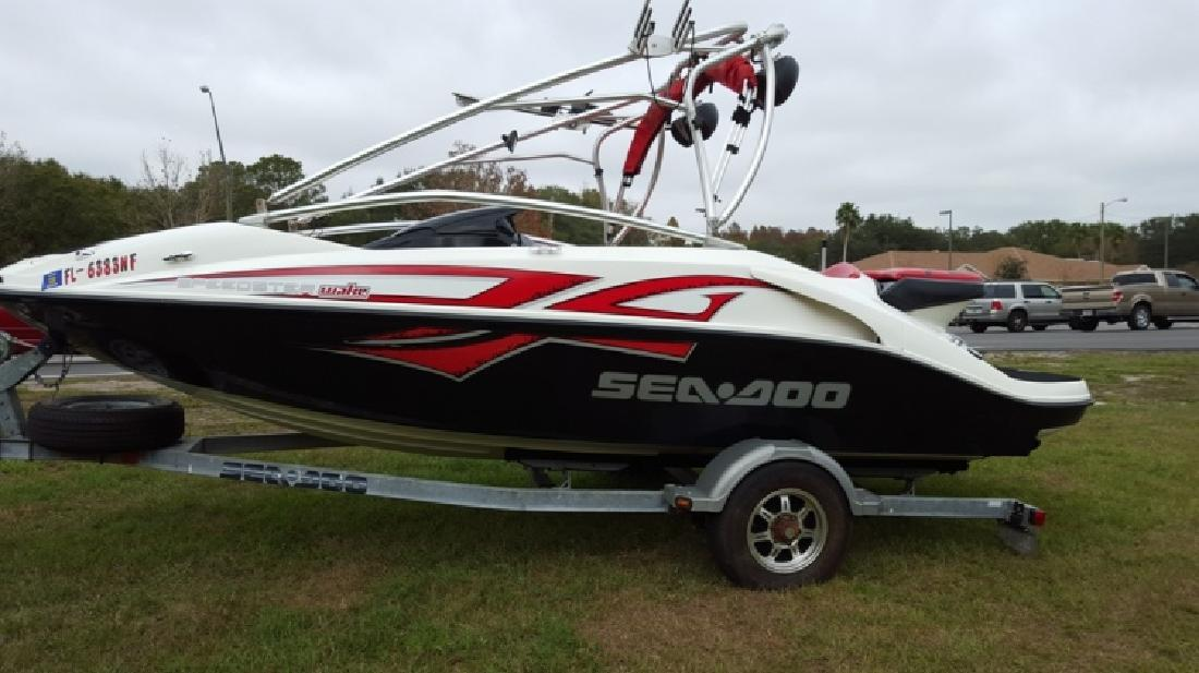 2006 - SeaDoo Boats - Speedster Wake 200 in Tampa, FL