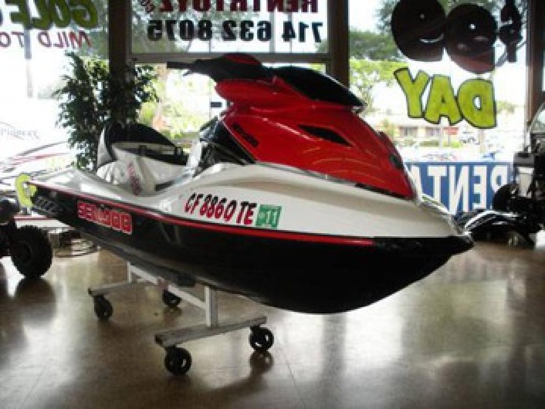 2007 SeaDoo RXT 215 ( wake edition )