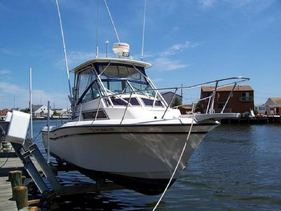 1992 25' Grady-White 255 Sailfish Walkaround (Priced to move!!) for