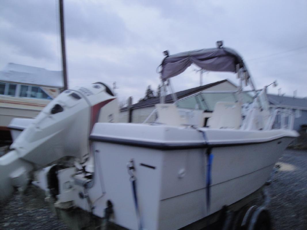 1994 - Sea-Pro Boats - 210 Walkaround Sport Cuddy in Tuckerton, NJ