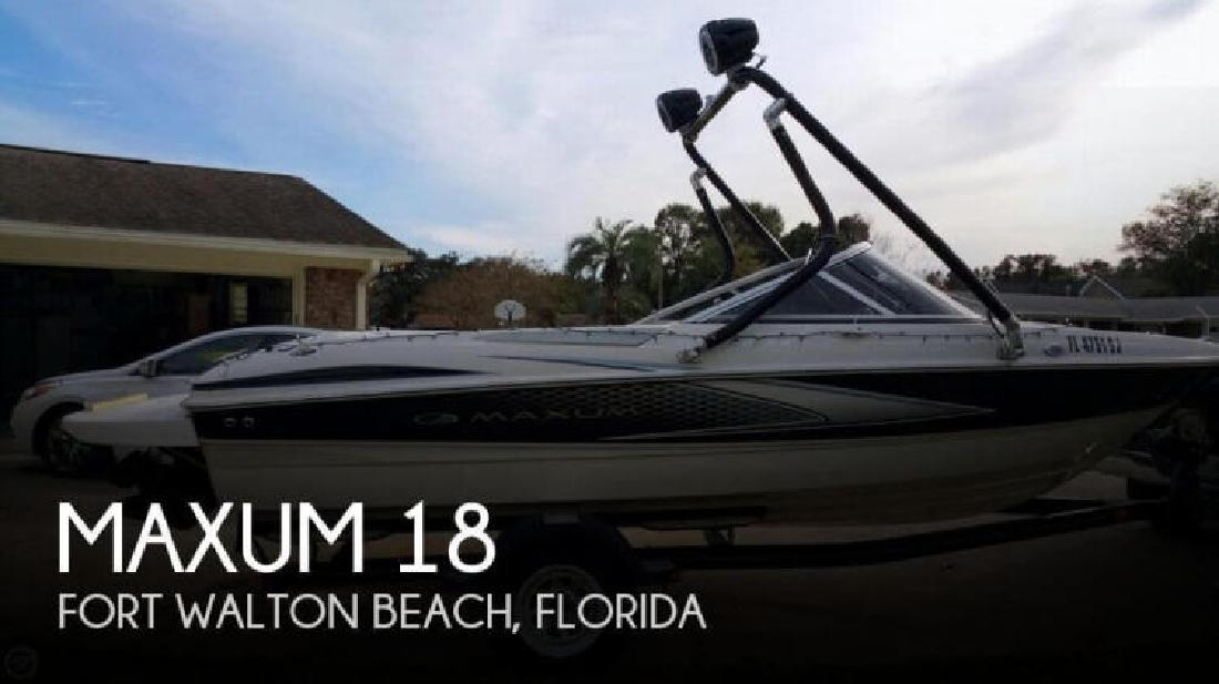 2008 Maxum 18 Fort Walton Beach FL