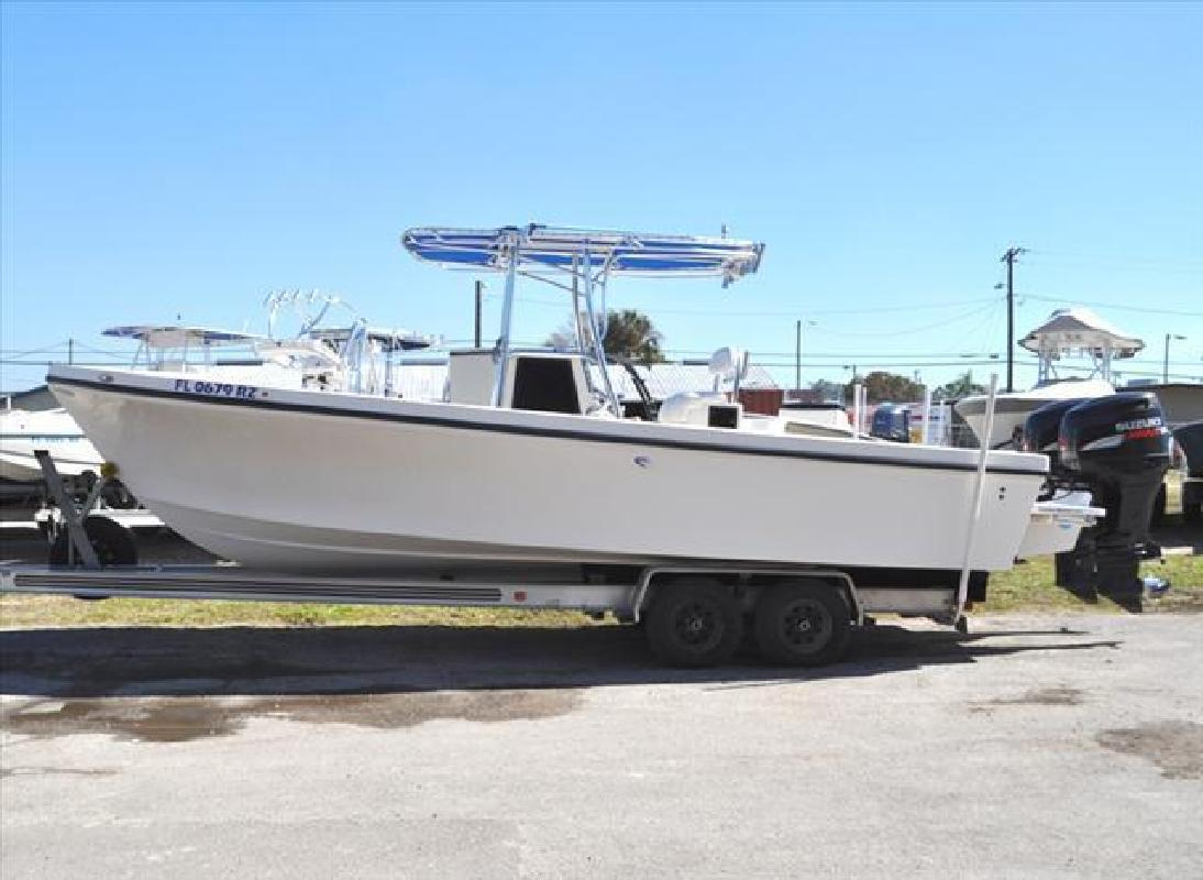 2007 Privateer Boats 2600 Wanchese CC Tampa FL